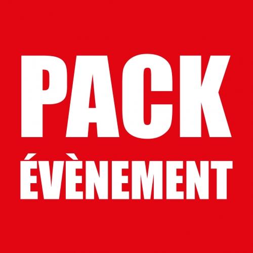 Pack Evènement