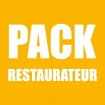 Pack restaurateur